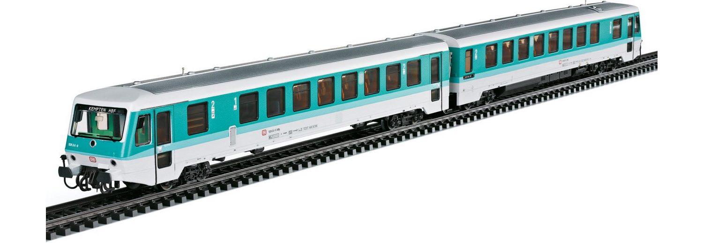 Märklin Diesellok. mit Sound, Spur H0, »Dieseltriebwagenzug BR 628.2, DB, Wechselstrom - 37728«