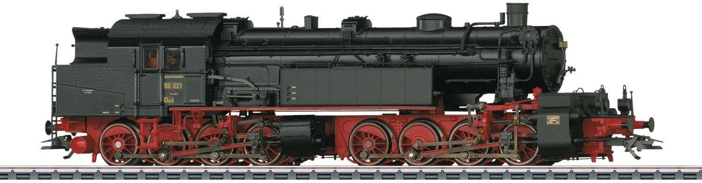 Märklin Dampflok m. Sound, Spur H0, »Schwere Güterzug Tenderlok BR 96.0, Wechselstrom - 39960«