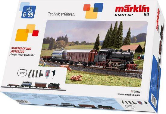 Märklin Modelleisenbahn-Set »Märklin Start up, Startpackung Güterzug, Wechselstrom - 29323«, Spur H0