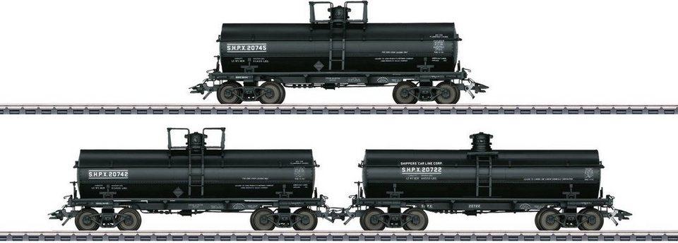 Märklin Güterwagenset, Spur H0, »US Tankwagen Set, Wechselstrom - 45662«