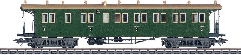 Märklin Personenwagen, Spur H0, »Sitzwagen 2./3.Kl.K.W.Sts.E., Wechselstrom - 42103«