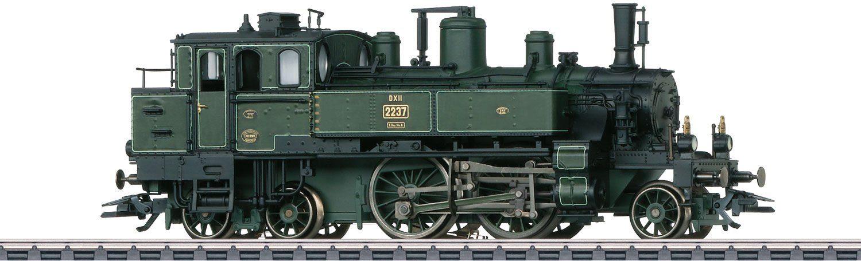 Märklin Dampflokomotive mit Sound, Spur H0, »Dampflok, Gattung D XII, Wechselstrom - 37139«