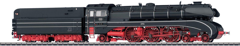 Märklin Dampflokomotive mit Sound, Spur H0, »Dampflok, BR 10, DB, Wechselstrom - 37085«