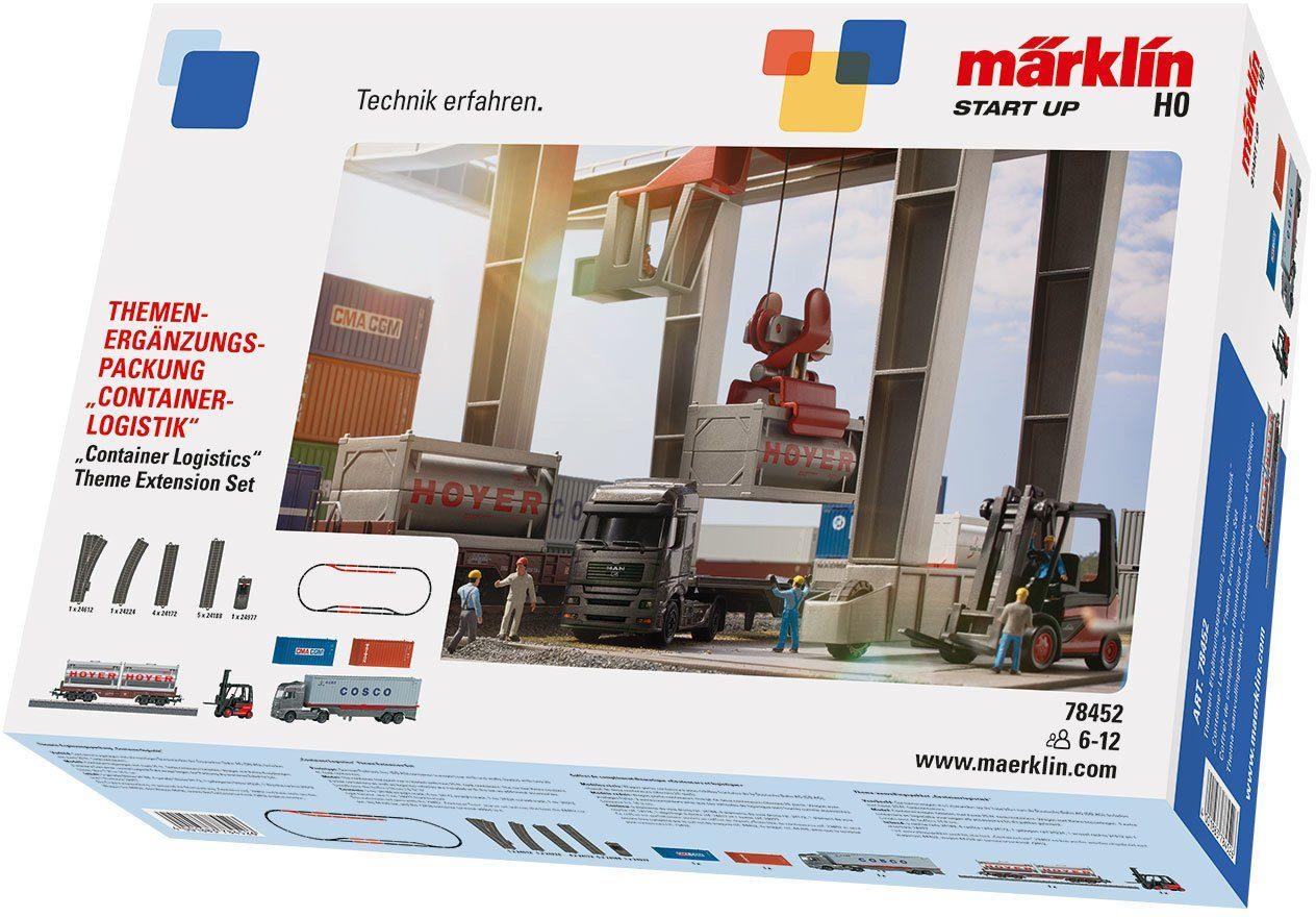 Märklin Ergänzung Spur H0, »Märklin Start up Themen Ergänzung Containerlogistik DB AG - 78452«