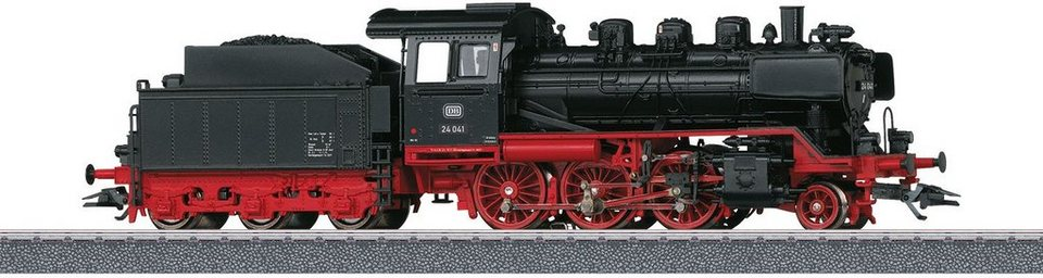Märklin Dampflok m. Sound Spur H0, »Märklin Start up Dampflok m. Schlepptender Baur.24 - 36243
