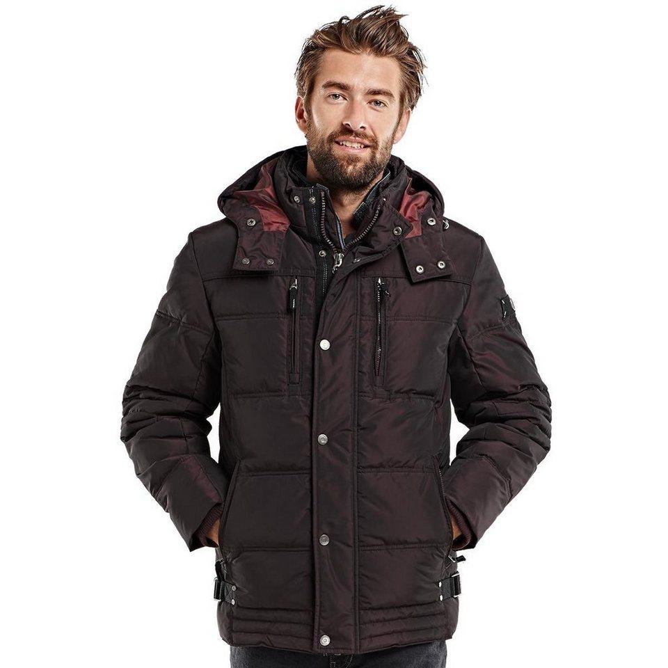 engbers Jacke in Weinrot