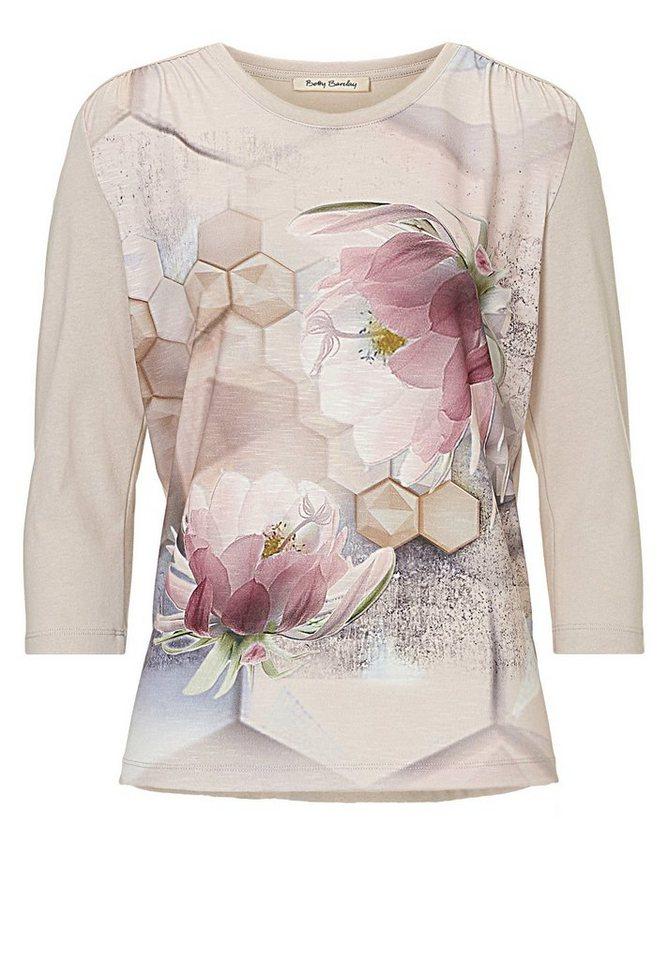 Betty Barclay Shirt in Beige-Rosé - Braun