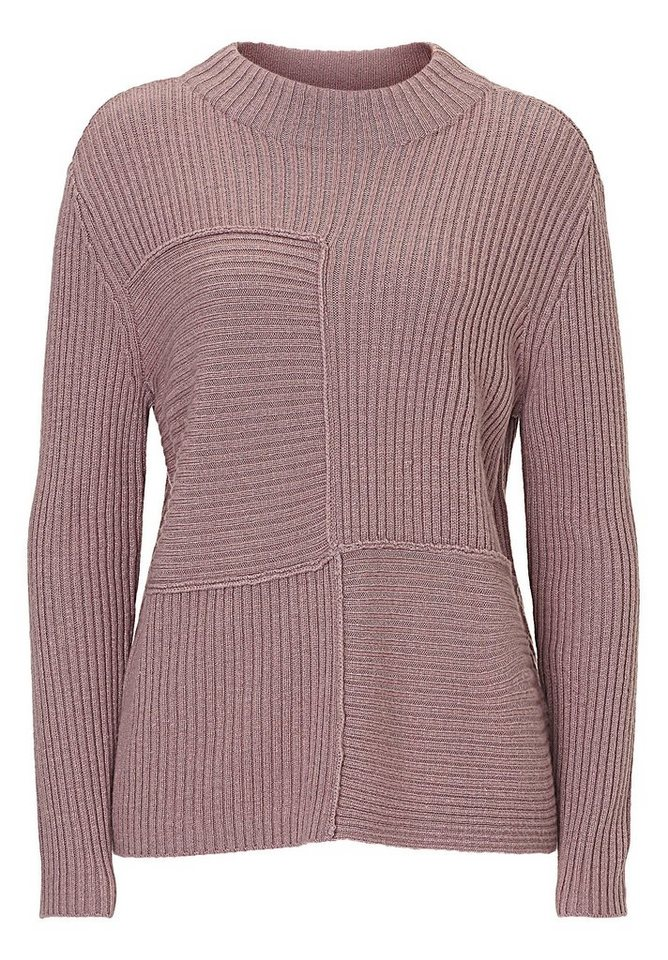 Betty Barclay Pullover in viola - Bunt