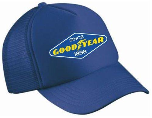 Goodyear Cap »TRUCKER« in Majestic Blue