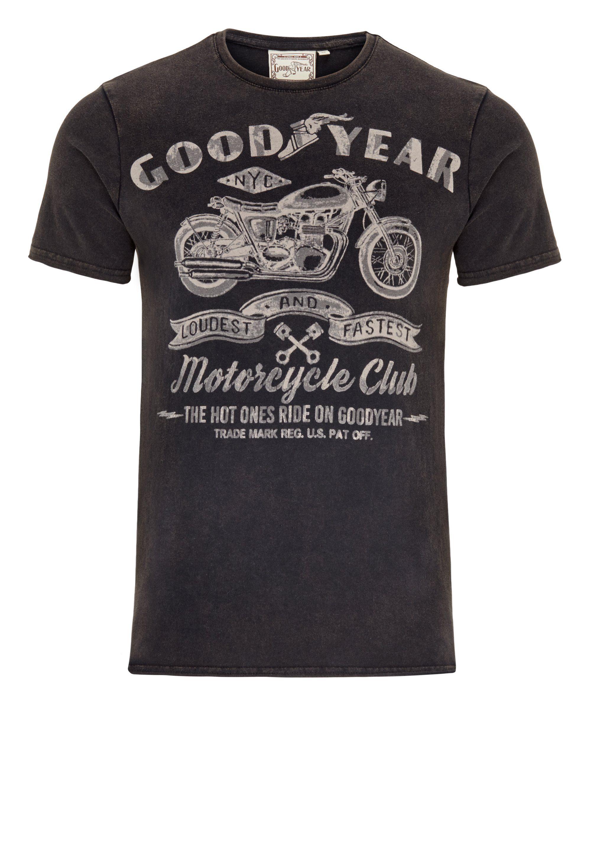 Goodyear T-Shirt »COLLINS«