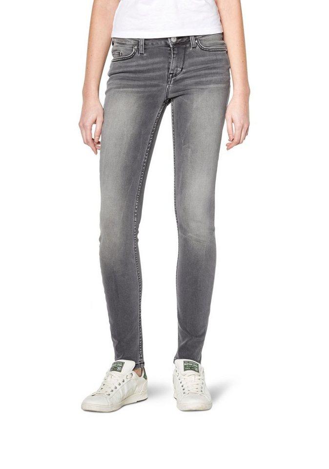 MUSTANG Jeans in grey vintage wash