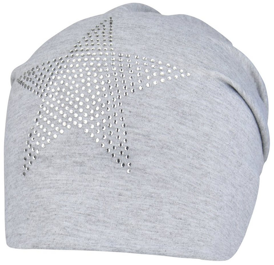 Usha Beanie in grey