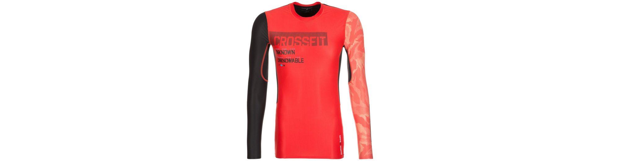 Verkauf Erhalten Zu Kaufen Rabatt 2018 Neueste REEBOK CrossFit Compression Trainingsshirt Herren Spielraum Footaction Freiheit Ausgezeichnet Verkaufen Sind Große GxYo5N