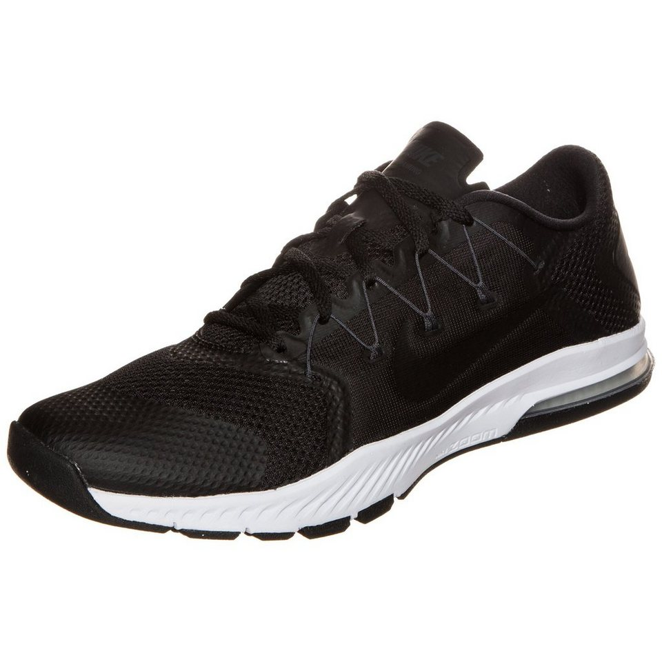 NIKE Zoom Train Complete Trainingsschuh Herren in schwarz / anthrazit