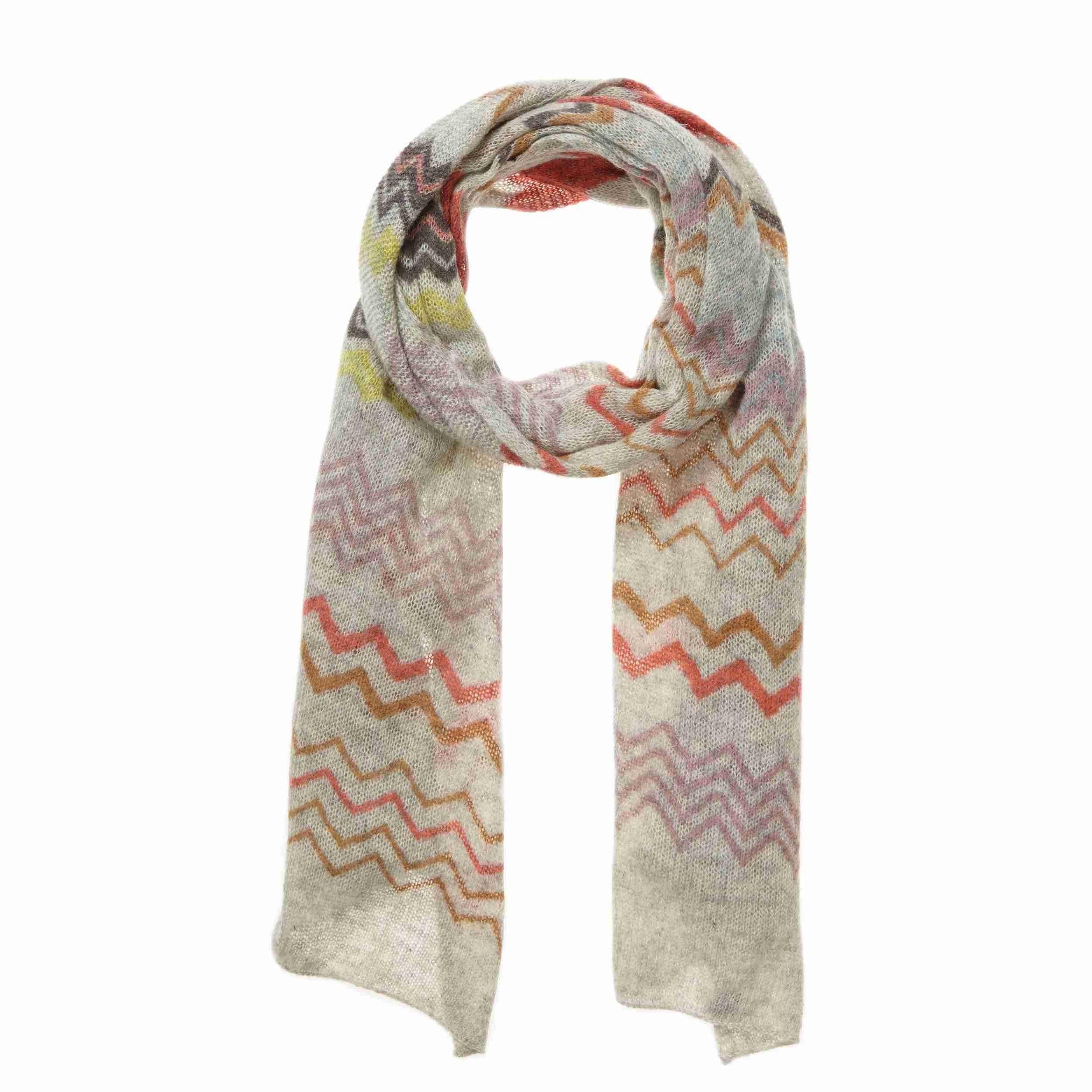 CODELLO Schal aus Wolle