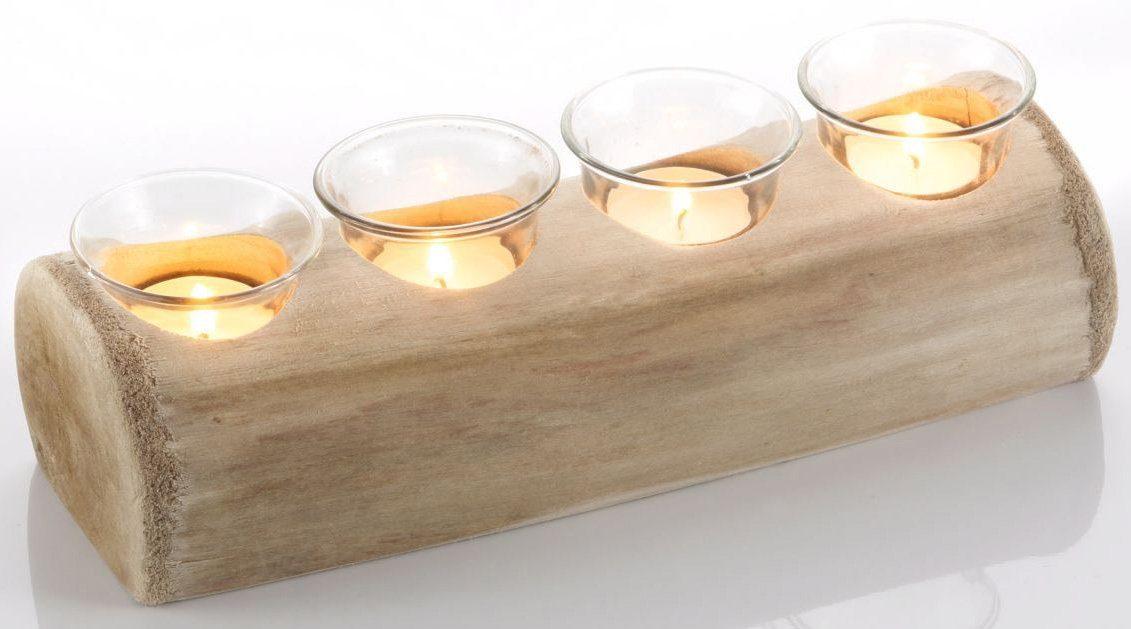 Teelichthalter, 5-teilig