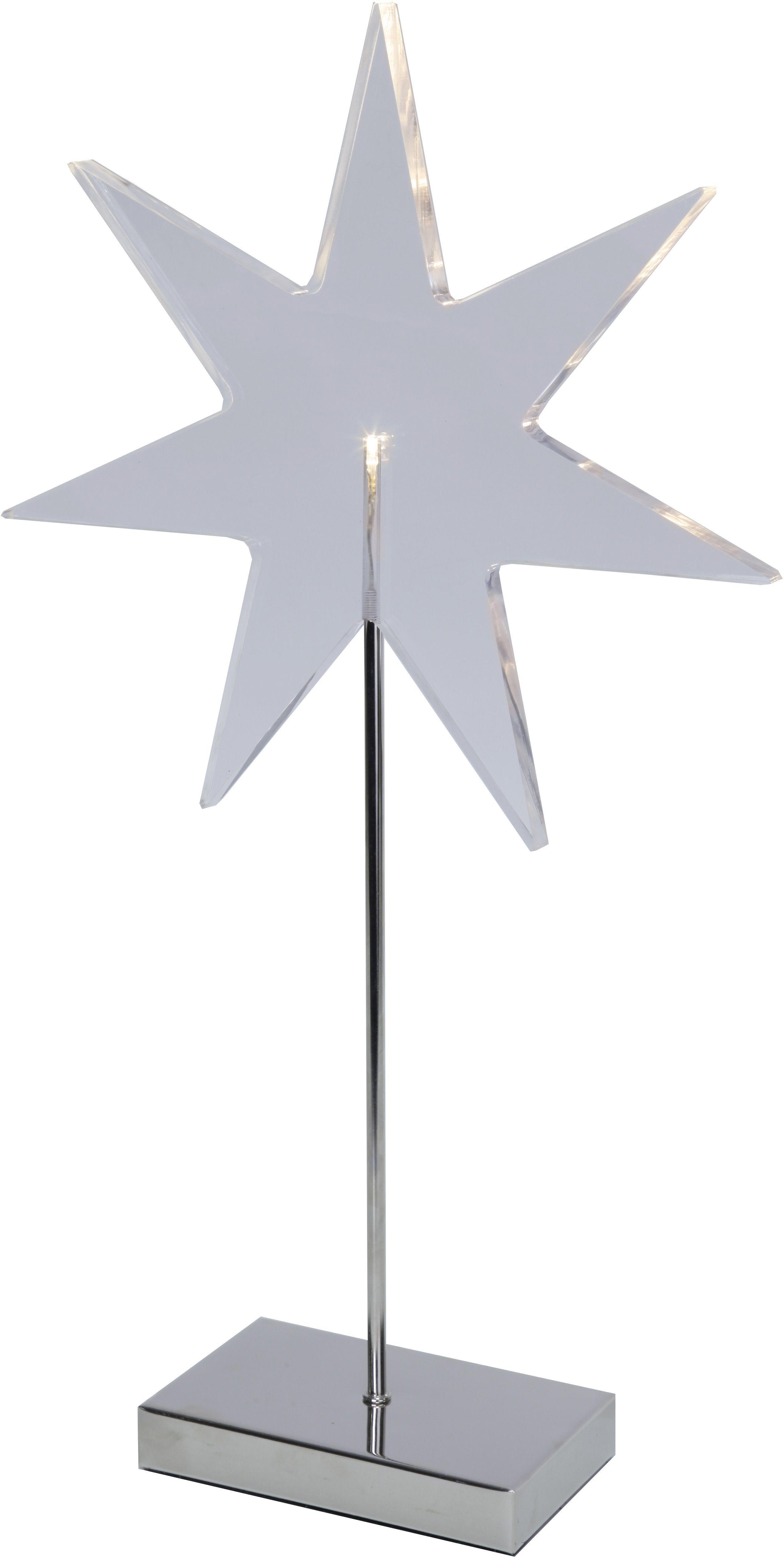 LED Dekoleuchte Stern