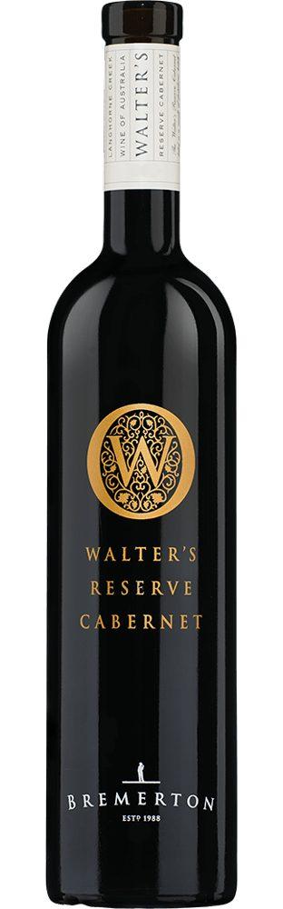 Rotwein aus Australien, 15,5 Vol.-%, 75,00 cl »2010 Cabernet Sauvignon Walter's«