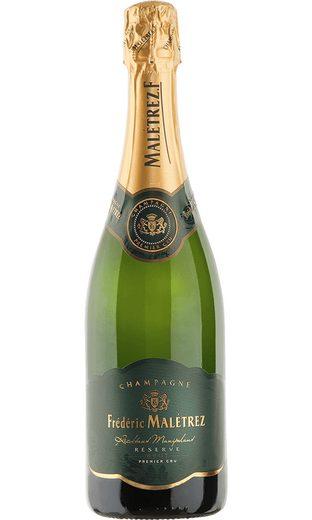 Champagner aus Frankreich, 12,0 Vol.-%, 75,00 cl »Champagne Brut Réserve 1er Cru«