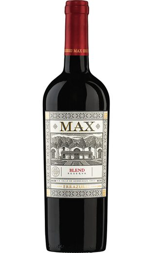 Rotwein aus Chile, 14,0 Vol.-%, 75,00 cl »2013 Max Reserva Blend«