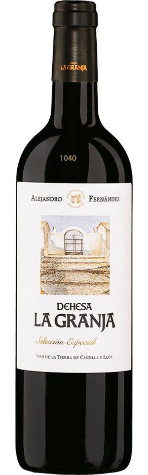 Rotwein aus Spanien, 15,0 Vol.-%, 75,00 cl »2009 Dehesa La Granja Selección Especial«