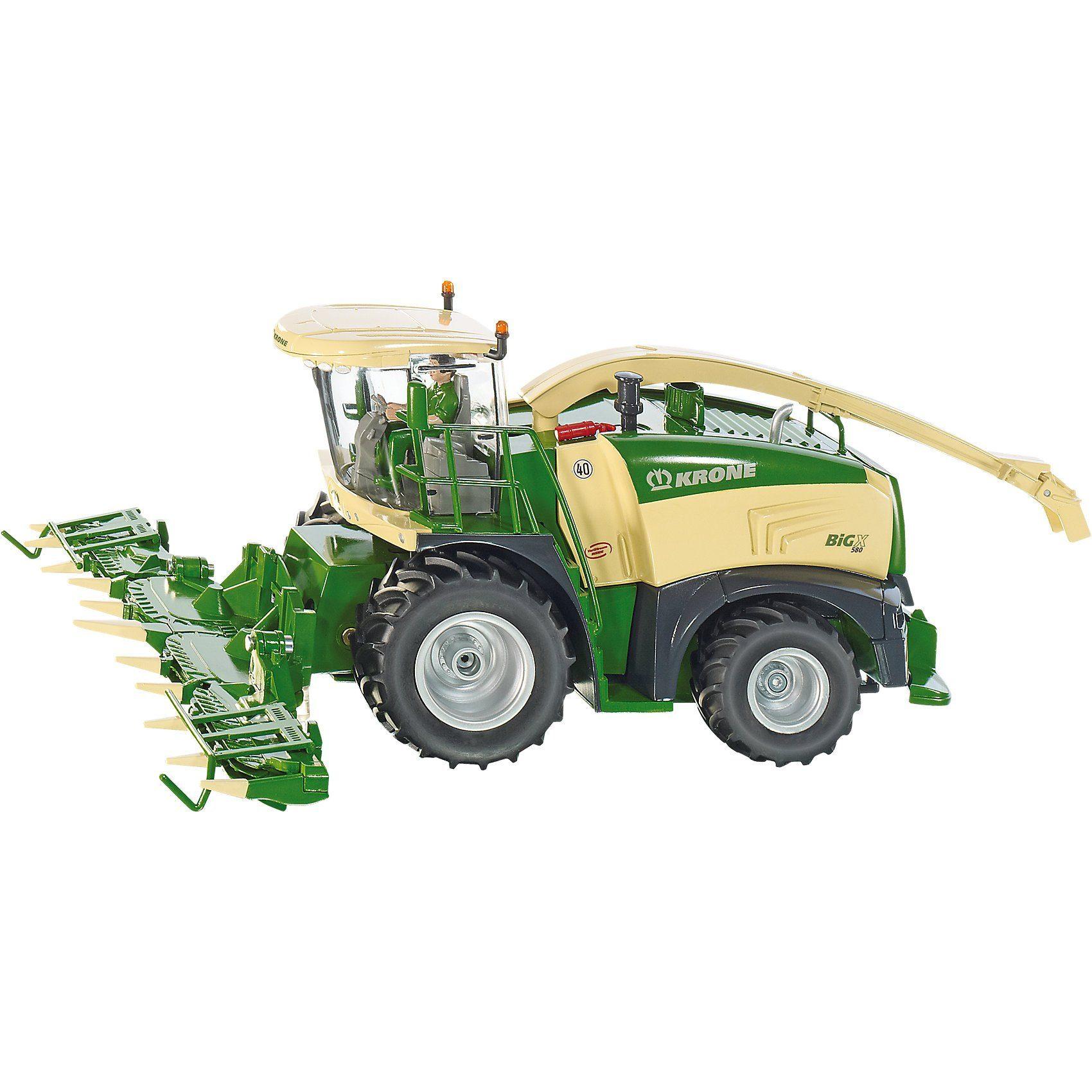 SIKU Farmer 4066 Krone Big X 580 Maishäcksler 1:32