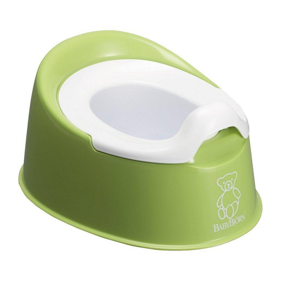 BabyBjörn Cleveres Töpfchen , grün in grün