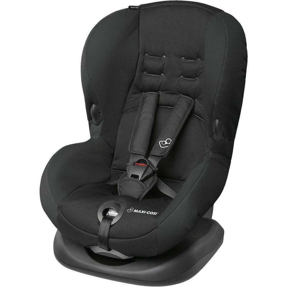 Maxi-Cosi Auto-Kindersitz Priori SPS+, Slate Black, 2017 in schwarz-grau