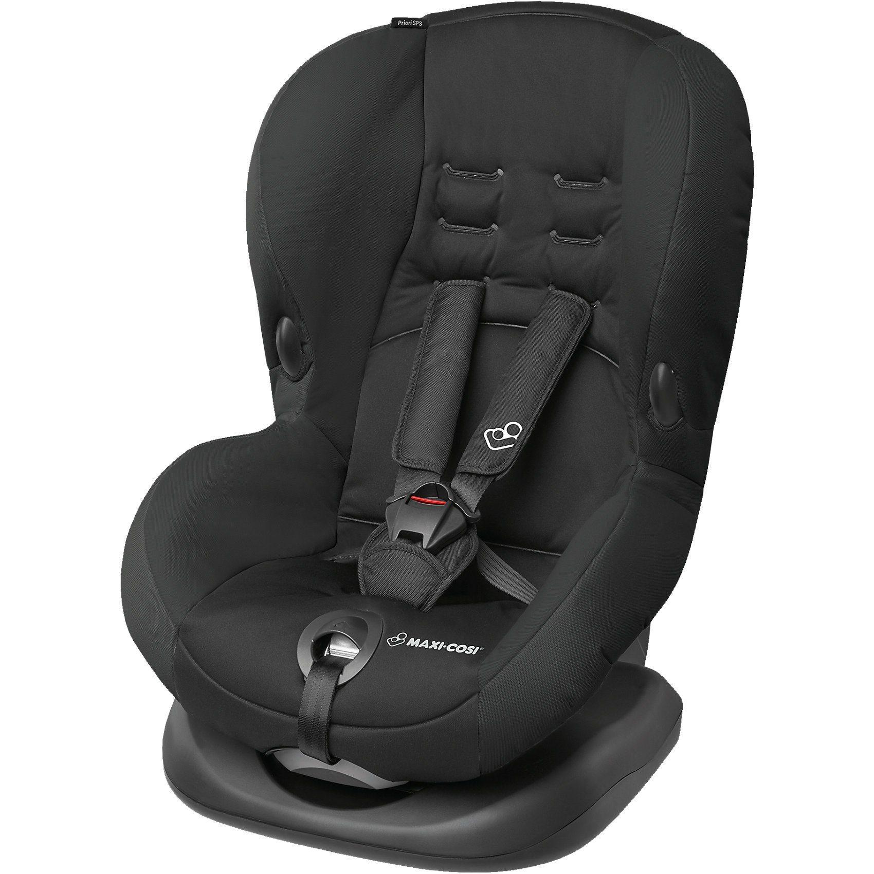 Maxi-Cosi Auto-Kindersitz Priori SPS+, Slate Black, 2017