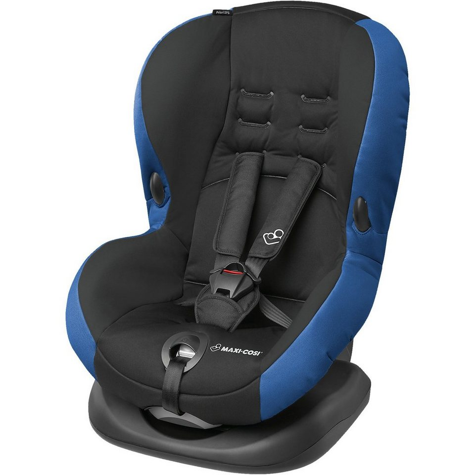 Maxi-Cosi Auto-Kindersitz Priori SPS+, Navy Black, 2017 in blauschwarz