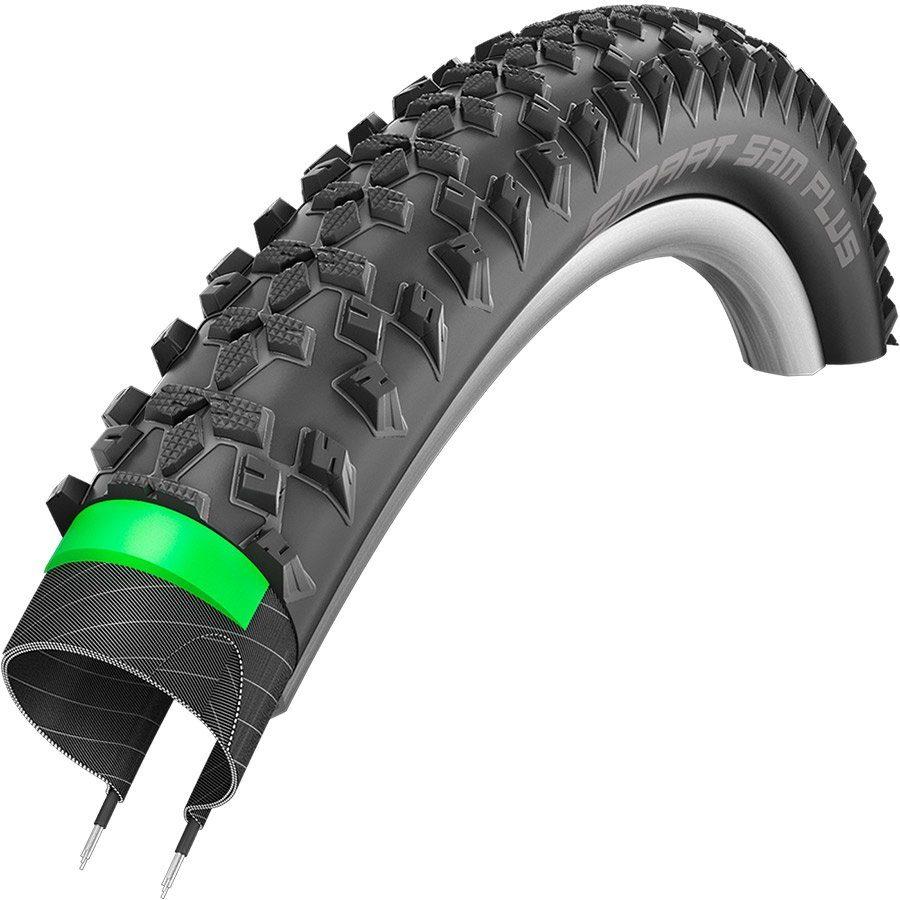 SCHWALBE Fahrradreifen »Smart Sam Plus Performance 27.5 x 2.25 SnakeSkin«