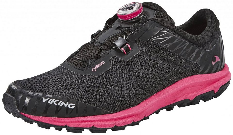 Viking Runningschuh »Apex II GTX Trailrunning Shoes Women« in schwarz
