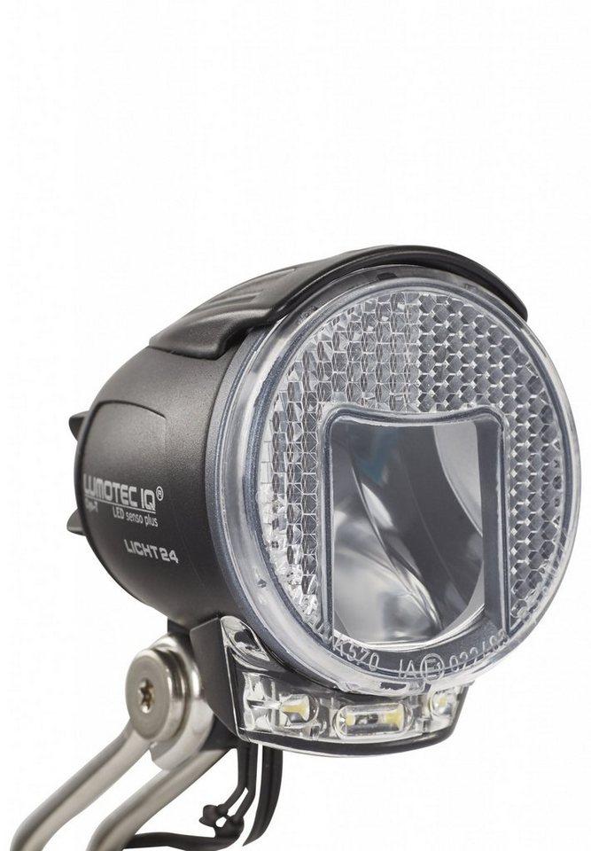 Busch + Müller Fahrradbeleuchtung »Lumotec IQ Cyo RT senso plus LED-Scheinwerfer«