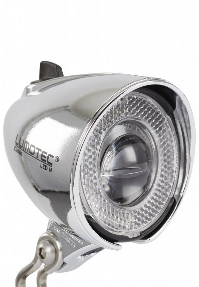 Busch + Müller Fahrradbeleuchtung »Lumotec Classic N LED-Scheinwerfer«
