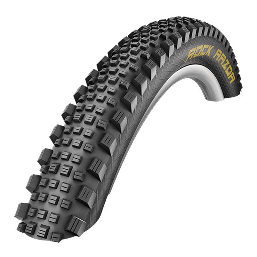 SCHWALBE Fahrradreifen »Rock Razor EVO 27.5 x 2.35 TLE PaceStar faltbar«