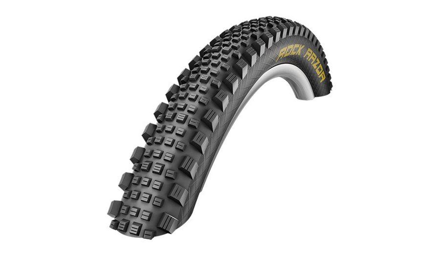 SCHWALBE Fahrradreifen »Rock Razor EVO 29 x 2.35 SuperG TLE TrailStar«
