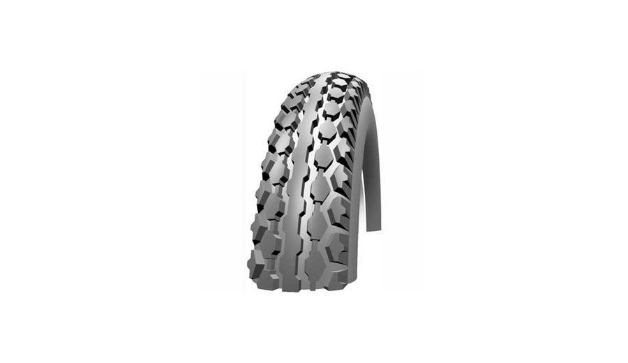 SCHWALBE Fahrradreifen »Classics HS 158 Active 12 Zoll Rollstuhl GRC Draht«