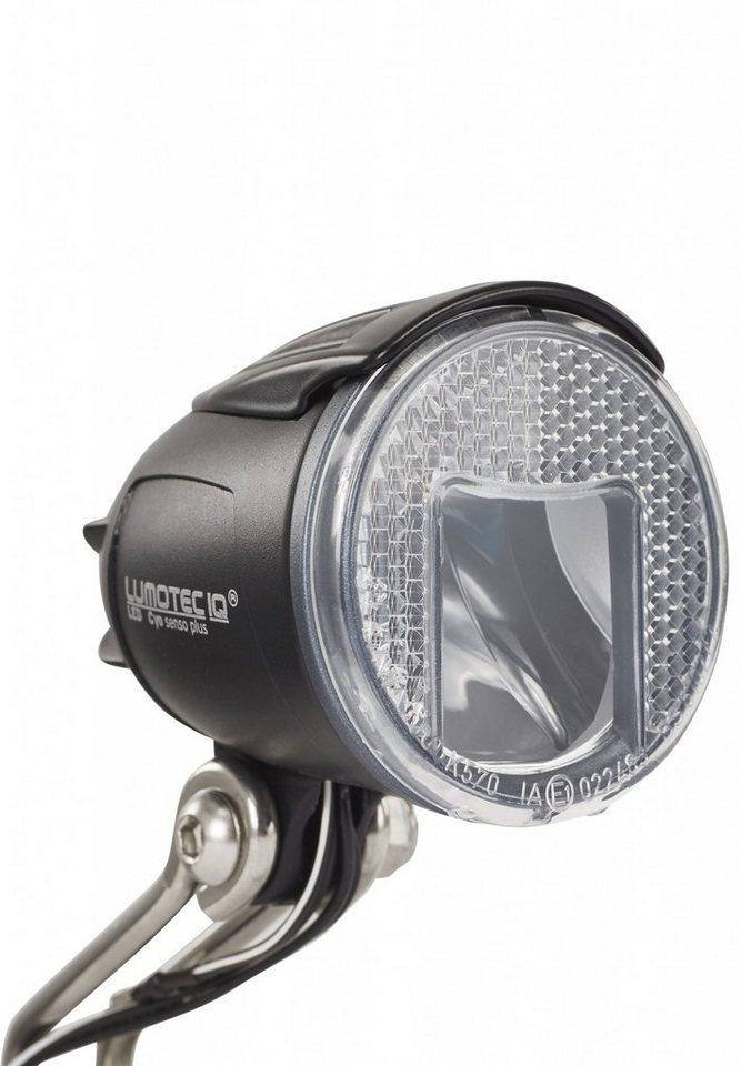 Busch + Müller Fahrradbeleuchtung »Lumotec IQ Cyo R N plus LED-Scheinwerfer«