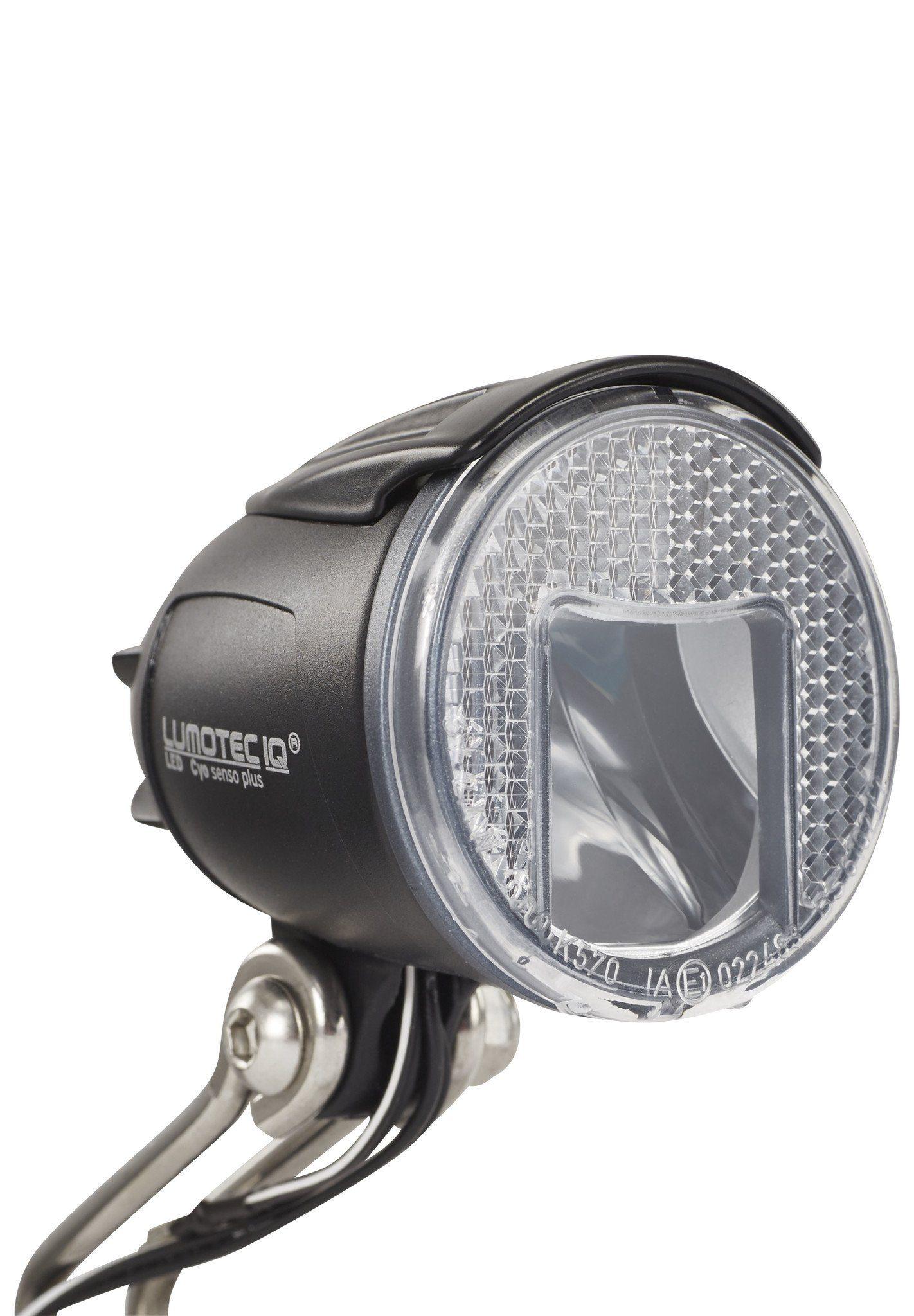 Busch + Müller Fahrradbeleuchtung »Lumotec IQ Cyo R senso plus LED-Scheinwerfer«