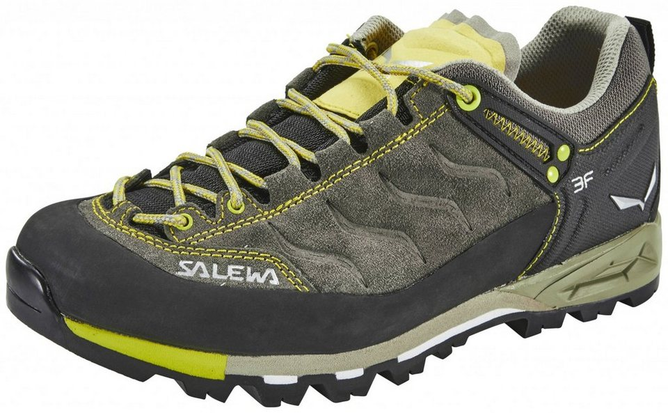 Salewa Kletterschuh »MTN Trainer Alpine Approach Shoe Women« in braun
