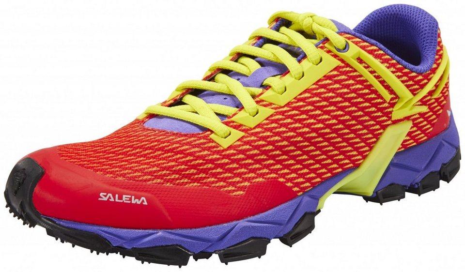 Salewa Runningschuh »Lite Train Trailrunning Shoes Women« in orange