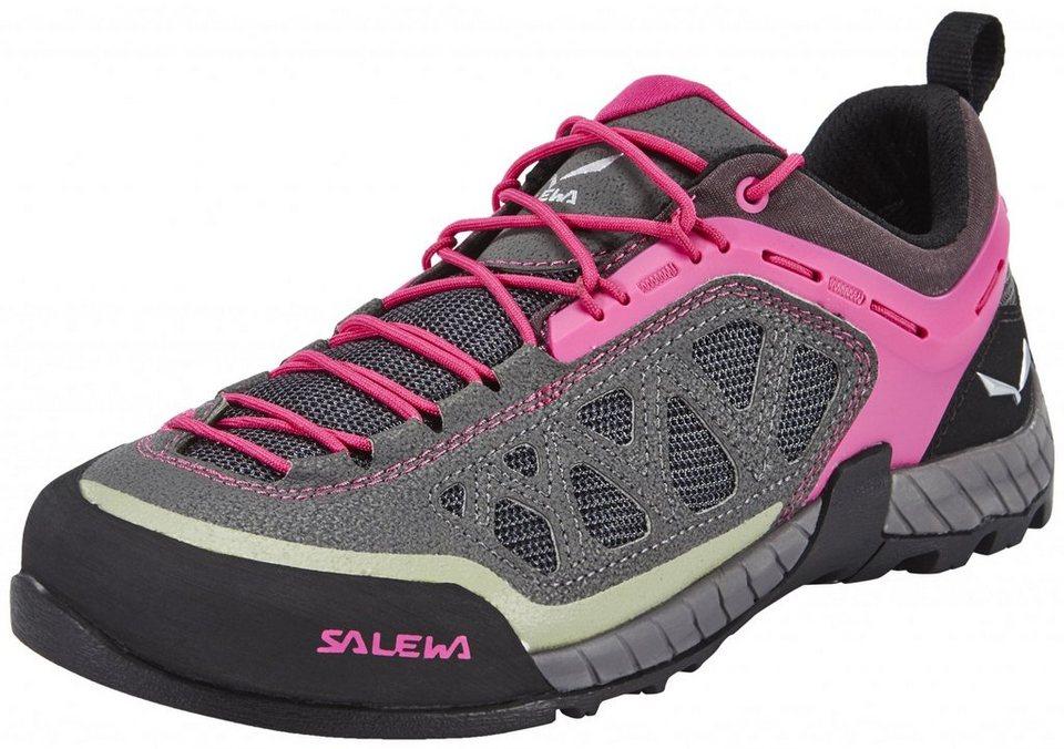 Salewa Kletterschuh »Firetail 3 Approach Shoes Women« in grau
