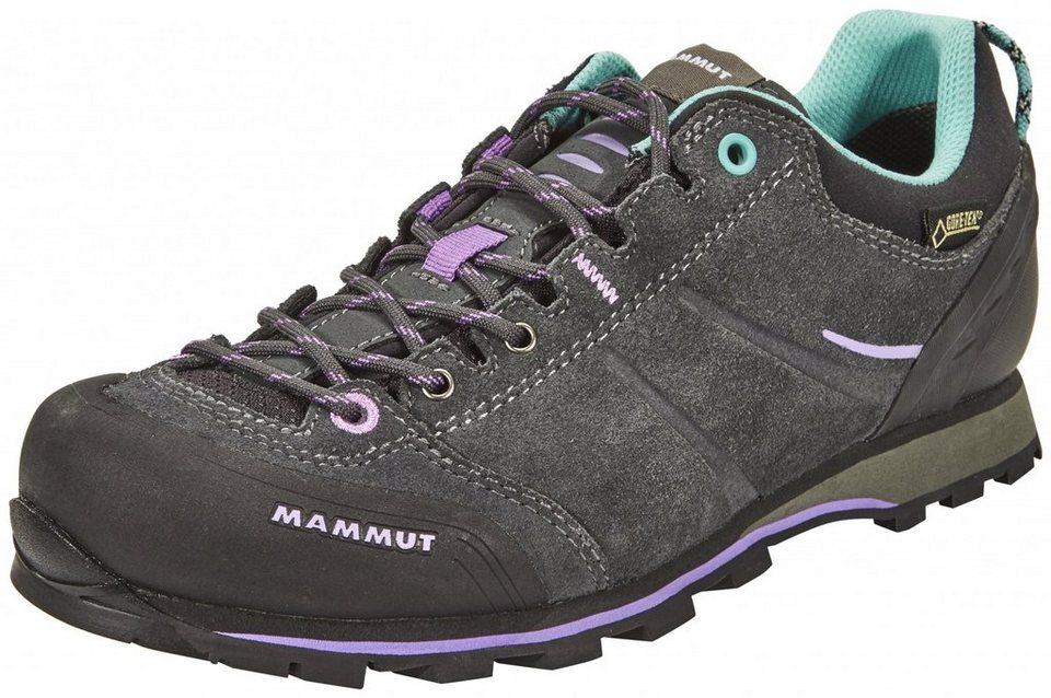 Mammut Kletterschuh »Wall Guide Low GTX Shoes Women« in grau