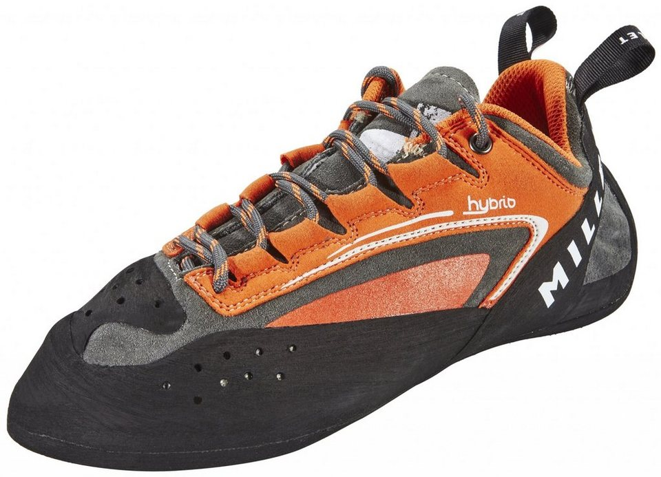 Millet Kletterschuh »Hybrid Lace Climbing Shoes« in orange