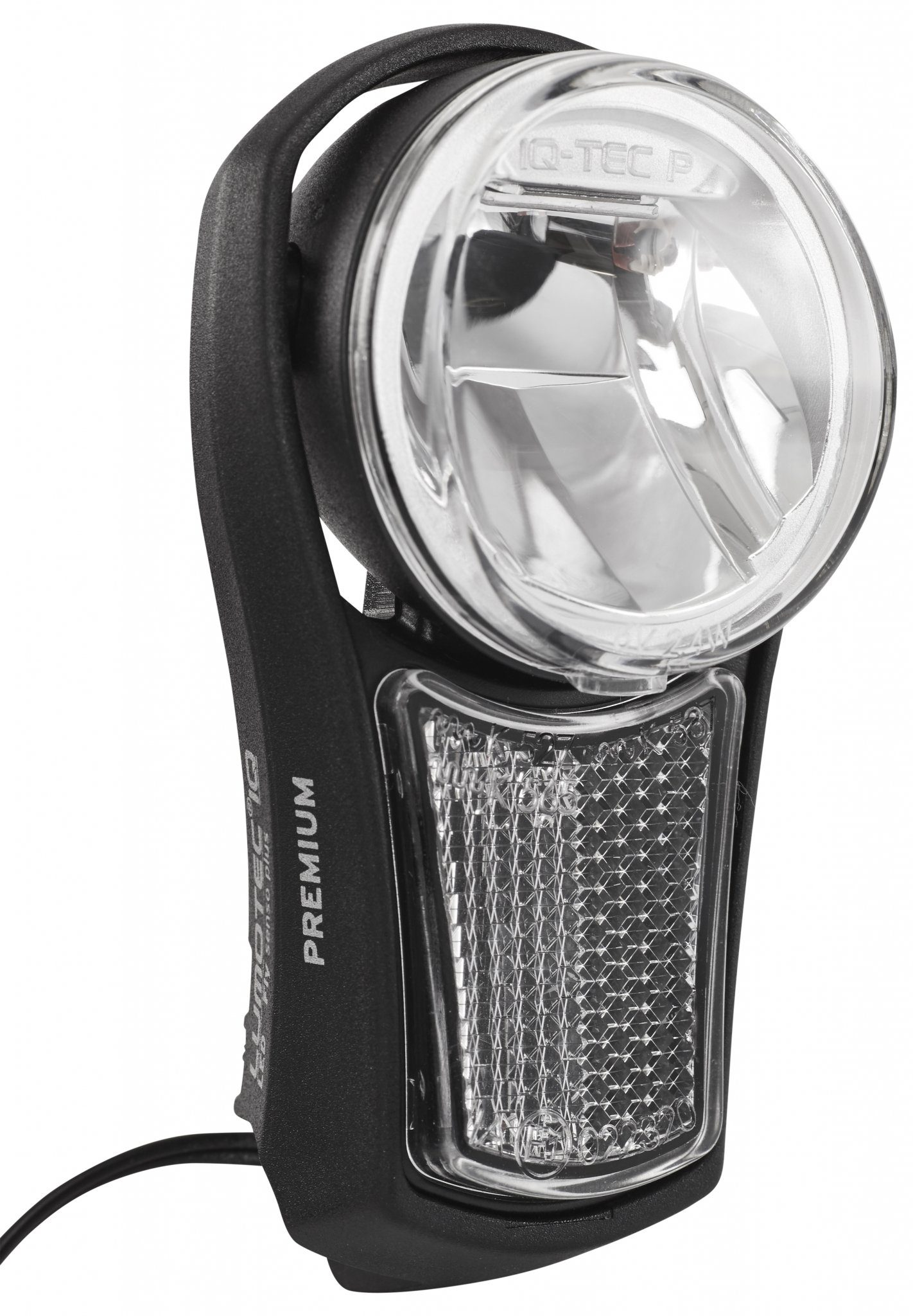 Busch + Müller Fahrradbeleuchtung »Lumotec IQ Fly Premium senso plus«