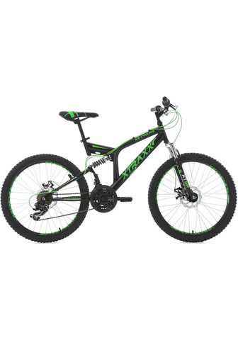 KS CYCLING Jaunimo dviratis »XTRAXX« 21 Gang Shim...