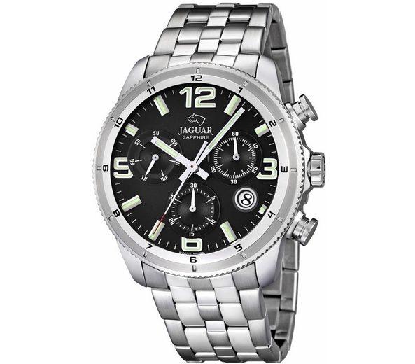 Jaguar Chronograph »Exekutive Swiss Made, J687/3« dezentrale Sekunde
