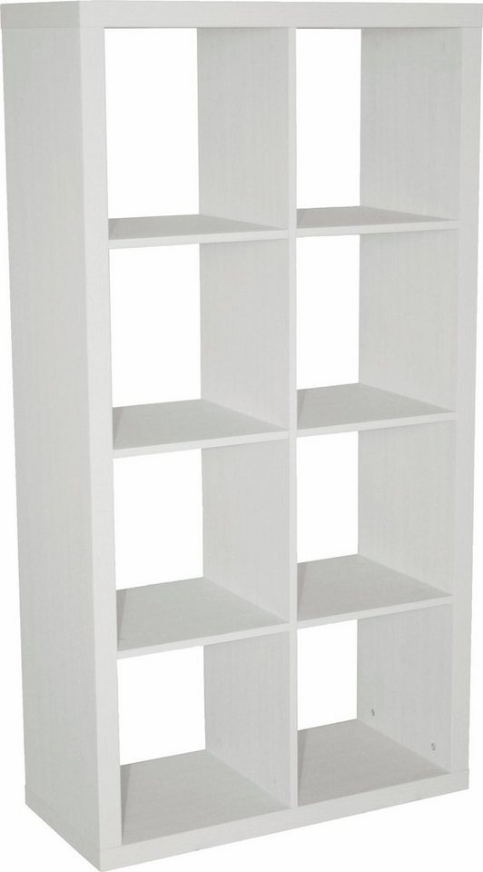 INOSIGN Regal »4x2« in weiß