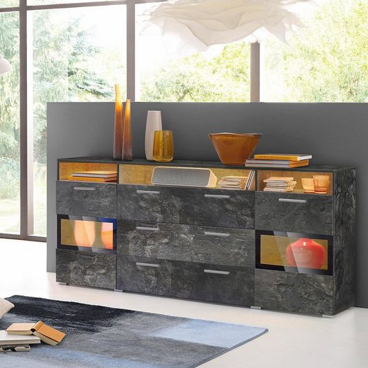 Sideboard, Breite 182 cm