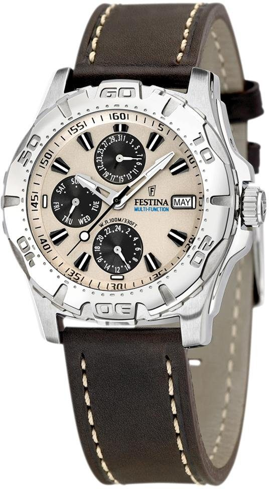 Festina Multifunktionsuhr »F16243/2«